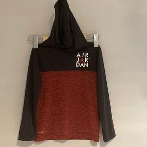 JORDAN Nike long sleeves tee Size 4T